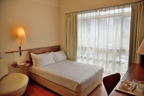 アルファジェネシスホテル 客室