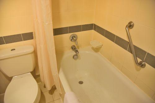 アルファジェネシスホテル バスルーム