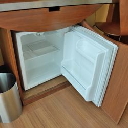アルファジェネシスホテル 冷蔵庫